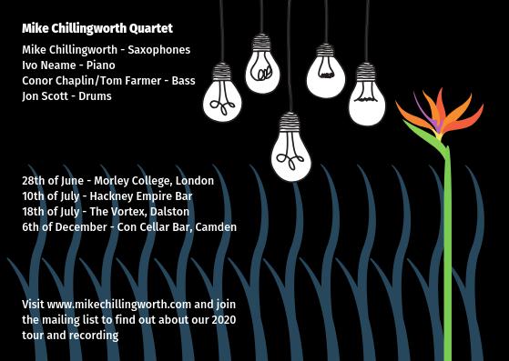 Copy of Copy of quartet poster